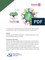 Friendship Tree Project