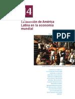 La Insercion de America Latina en Economia Mundial