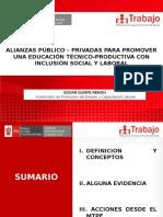 41 MTPE Foro Internacional Edu Técnico Productiva en BID 19abr2012(1)