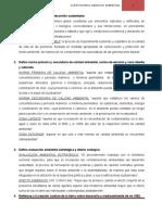 Cuestionario Derecho Ambiental
