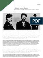 JOSÉ ANDRÉS ROJO. Stalin, el hombre de acero.Babelia-El País.5 NOV 2014.