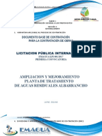 Dbc Obra - Albarrancho