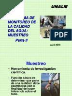 2.II - Calidad Del Agua - 2016