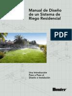 Manual de un sistema de riego residencial.pdf