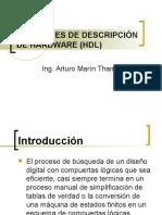 Lenguajes de Descripción de Hardware (Hdl)