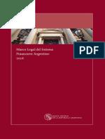 Marco Legal Completo del Sistema Financiero Arg. 2016.pdf