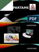 El Aspartame
