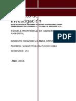"""""""Identificación de Factores de Riesgo Ocupacional en Los Trabajadores en La Minera Caylloma s.a. Arequipa 2016."""""""