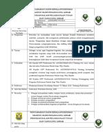 2.3.7.1 Sop Pengarahan Oleh Kepala Puskesmas Maupun Oleh Penanggung Jawab Program Dalam Pelaksanaan Tugas Dan Tanggung Jawab