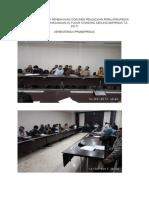 Dokumentasi Rapat Dalam Kantor Pembahasan Dokumen Pengadaan Peralatan