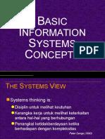 Konsep Dasar Sistem Informasi