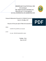 Iris Castro-sig y Calidad de Servicio, San Juan