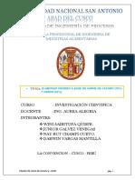 Chorizo Informe Final IMPRIMIR
