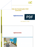 Apostila 1- Aglomerantes