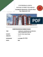 Clasificacion e Identificacion de Los Diferentes Equipos y Materiales .. Grupo 6
