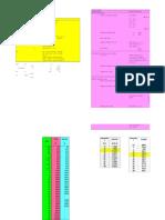 Foam Calculation (FEED)