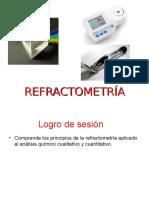 Clase 15 Refractometria