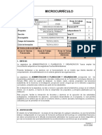 Administracion II Distancia