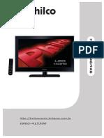 Tv Philco Led Ph16d20d
