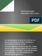 Desigualdad Salarial en Chile