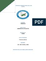 tarea III  introducion a la historia social Dominicana