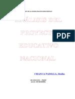 Análisis Del PEN (Libro)