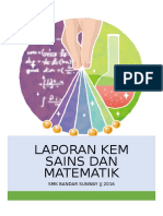 Laporan Kem Sc Maths 2016