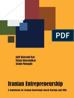 Iranian Entrepreneurship a Guidebook for Iranian Knowledge-based Startups and SMEs