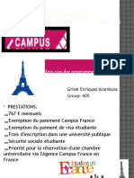 Programme Campus France