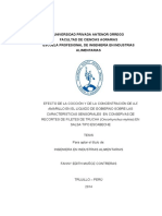 Tesis Conservas de Recortes de Trucha en Aji Amarillo