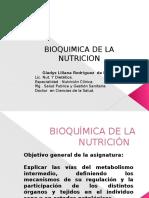 Bioqumica de La Nutricion