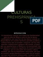 Culturas Prehispánicas