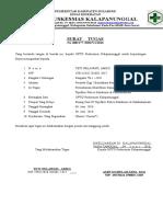 Surat Tugas I BIDKO