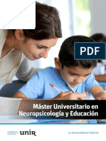 M O Neuropsicologia Educación Especial