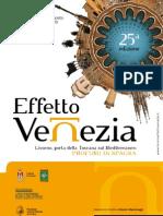 Programma Effetto Venezia 2010 e Notte Bianca a Livorno