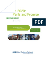 Monitor Europe 2020