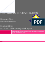 Drowning Resuscitation