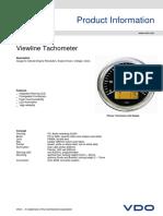 Flc Pi Tachometer En