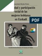 Visibilidad y Participación Social de Las Mujeres Lesbianas en Euskadi