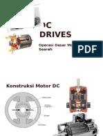 DC DRIVES-1-Operasi Dasar Motor DC