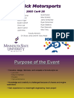 FSAE presentation 2005.ppt