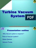 Turbine Vacuum Systems