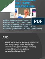 Apd Laboratorium