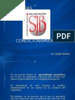6.- CONDICIONAMIENTO