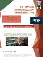 Sistemas de Automatizacion Administrativas Diapos-1