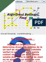 Algoritmul Bellman Ford