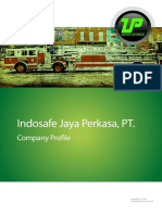 Company Profile PT Indosafe Jaya Perkasa New 2016 Copy