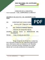 INFORME NUMERO 1 DE INSTALACION DEL TODOLITO.docx