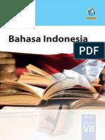 Kelas 07 SMP Bahasa Indonesia Siswa 2016