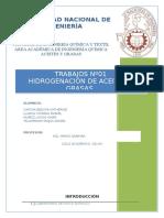 Grupo 1hidrogenacion